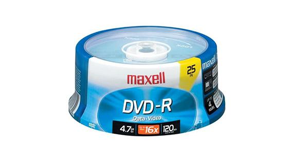 CD et DVD