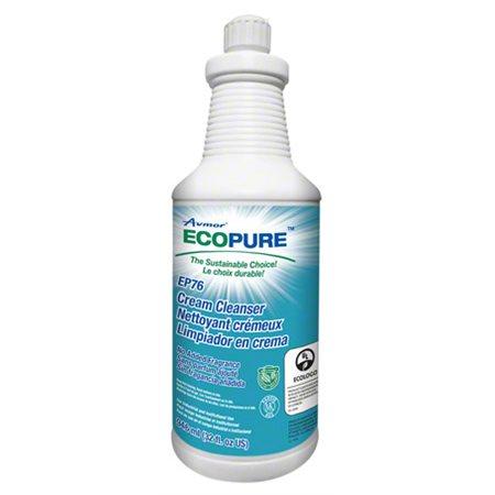 Nettoyant crémeux Ecopure EP76
