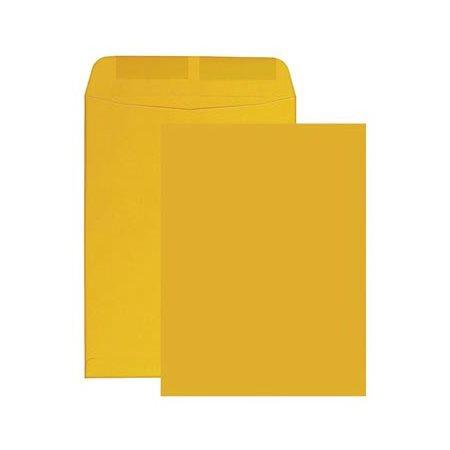 """Enveloppe à catalogue Kraft Ouverture au bout #9  11-1 / 2 x 14-1 / 2"""""""