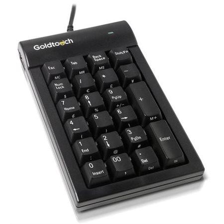 Pavé numérique GoldTouch®
