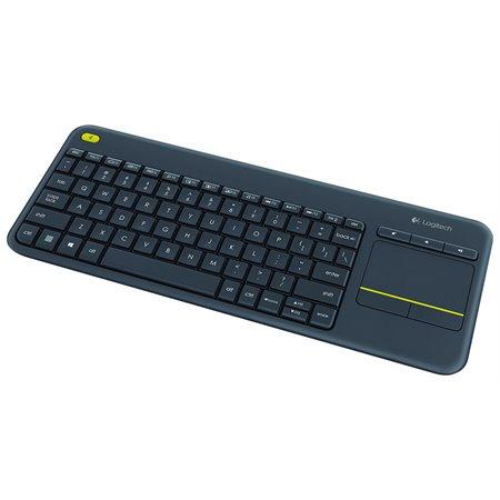 Clavier tactile sans fil K400 Plus