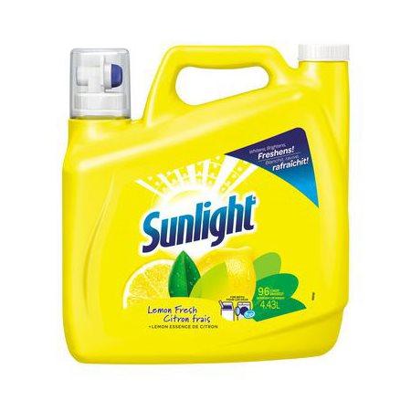 Détergent liquide pour vaisselle Sunlight Standard 4,2 l