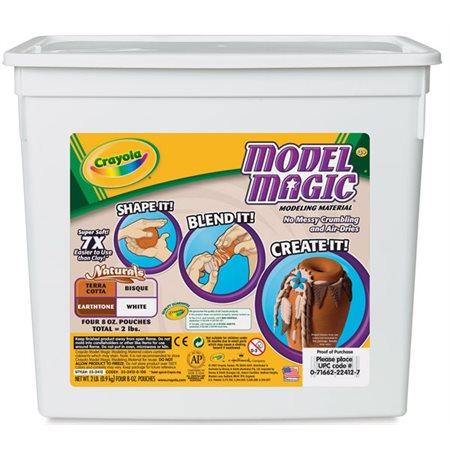 Pâte à modeler Model Magic; Couleurs classiques (907 g)