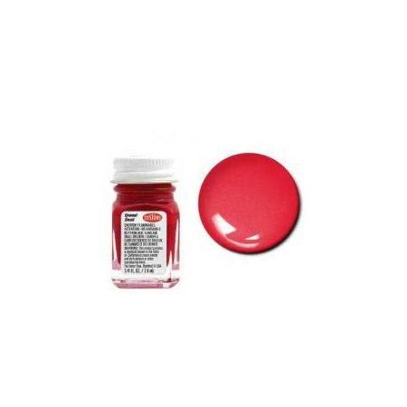 Gloss rouge, émail, 7.4 ml.