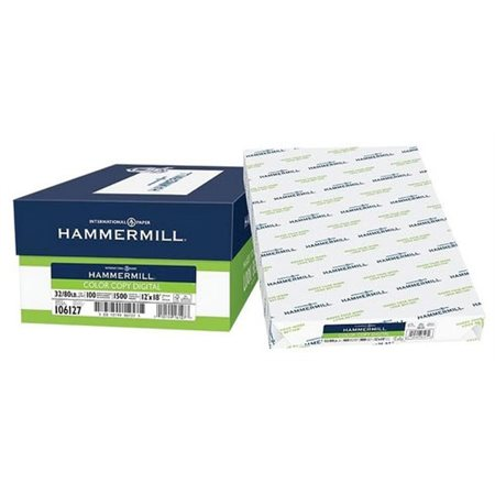 PAP. HAMMELMILL  20LBS MAT 12 X 18 PQT 500