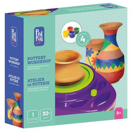 Atelier de poterie ( multi)