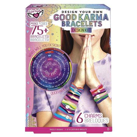 Ensemble De création de bracelets- Karma