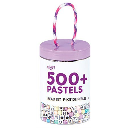 Fashion Angels- Pot de perles 500+ - Pastels