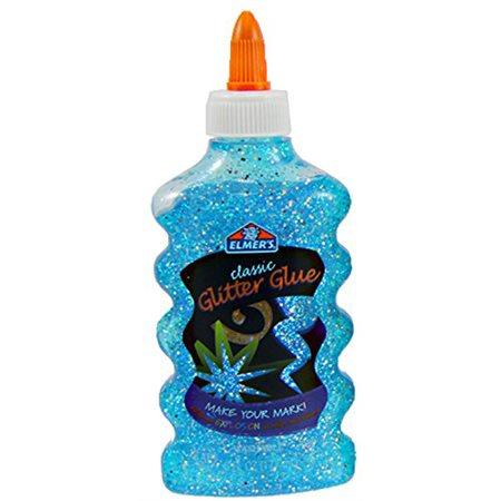 Colle brillante bleue (177,4 ml)