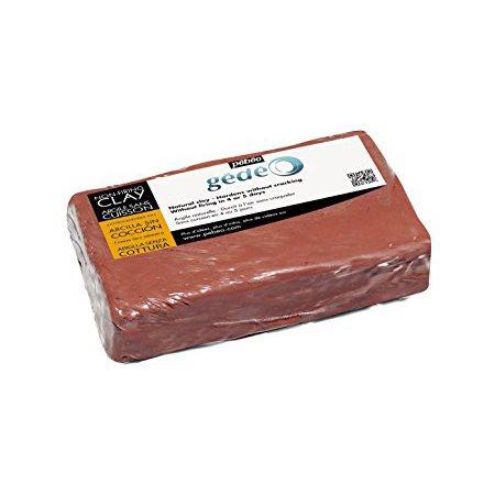 Argile SC rouge en pain (1,5 kg)