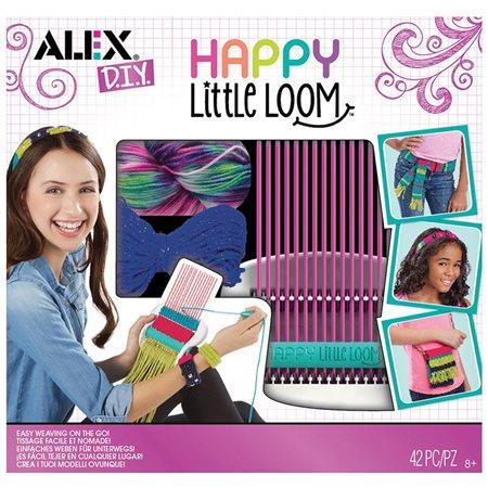 Métier à tisser: Happy Little Loom