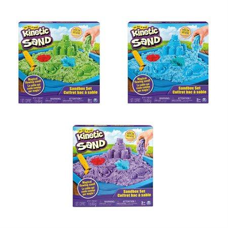 Kinetic Sand - Ensemble de sable de plage