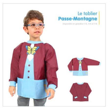 Tablier PP: Bourgogne,Passe-Montagne 1 / 3