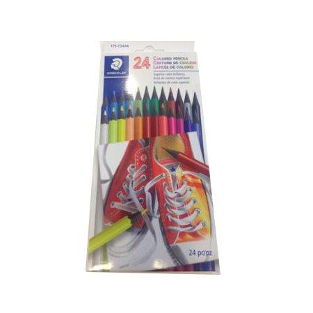 Crayon de couleur Extrudes (ens. de 24)
