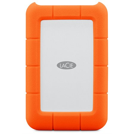 Disque dur Lacie Rugged 1 To.