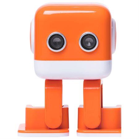 Robot Interactif DJ-BOT orange