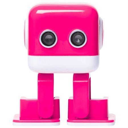 Robot interactif DJ-BOT Violet