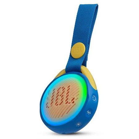 JR POP - Enceinte portable étanche bleu