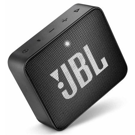 GO2 - Mini enceinte portable BT, étanche noir