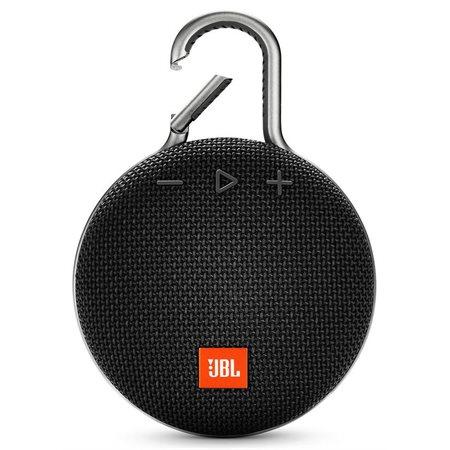 Clip3 - Enceinte BT portable, étanche noir