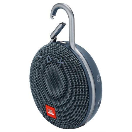Clip3 - Enceinte BT portable, étanche bleu