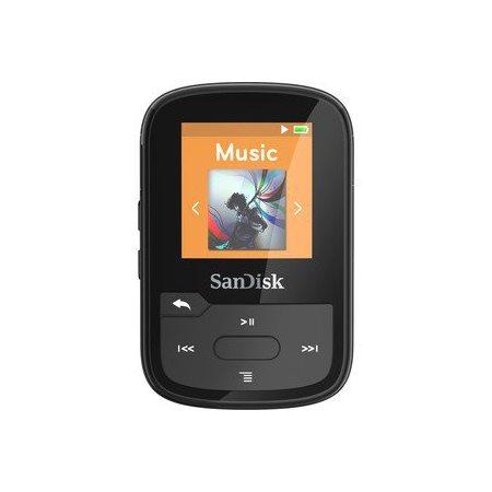 Sandisk 16 Go. Clip sport Bluetooth noir