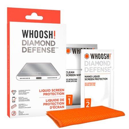 Protection d'écran Diamond Defense, liquide