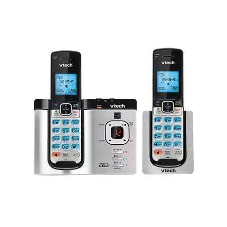 Téléphone VTech sans fil 2 combinés + répondeur