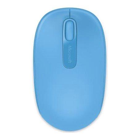 Souris mobile sans fil 1850 bleu cyan