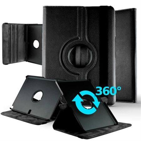 Étui rotatif pour Samsung Tab A 8'' noir