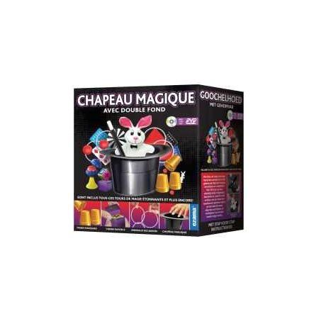 Chapeau magique Ezama 125 tours