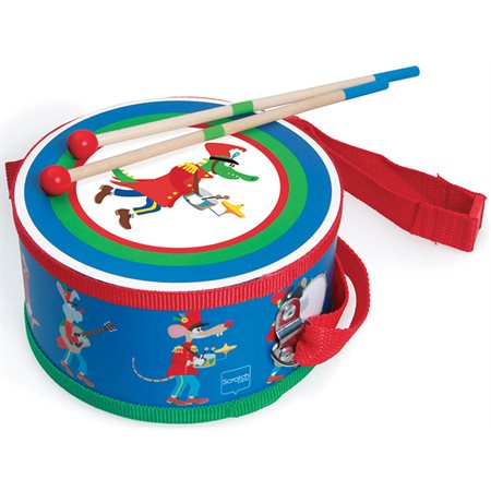 Scratch tambour fanfare