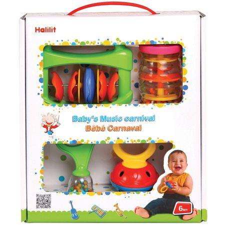 Ensemble d'instrument pour bébé