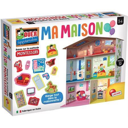 Montessori Ma maison Version française