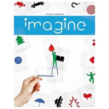 Jeu Imagine, version Québec