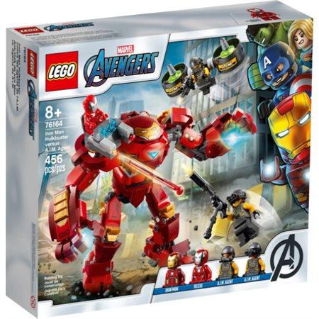 Marvel:Iron Man Hulkbuster contre les agents de l'A.I.M.