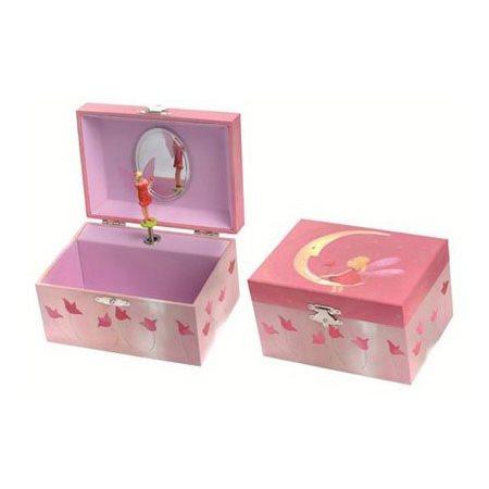 Boîte à bijoux musicale: Lune