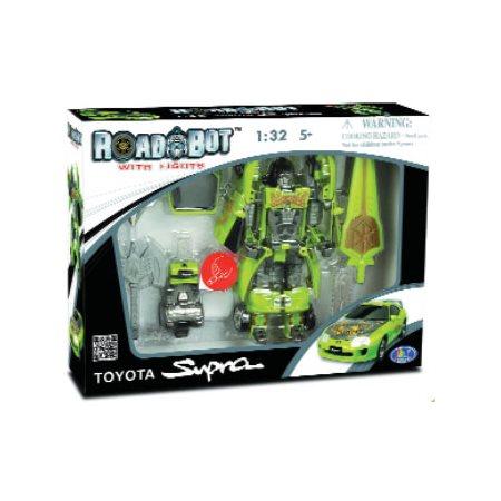 Roadbot: Toyota Supra 1:32