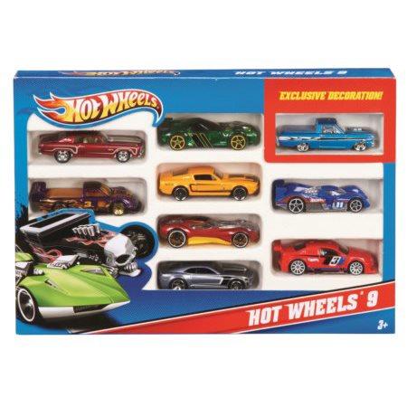 Ensemble de 10 véhicules