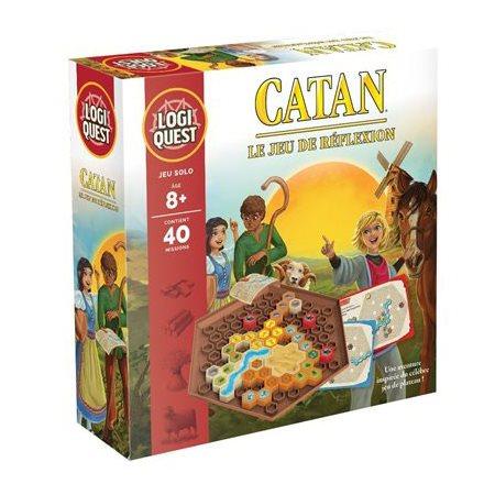 Logiquest - Catan (fr)