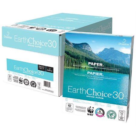 Papier Domtar Earthchoice 30% recyclé