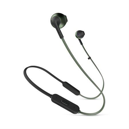 Écouteurs sans fil - Tune 205BT vert