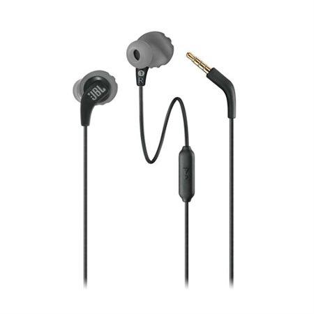 Écouteurs de sport intra-auriculaires Run, noir