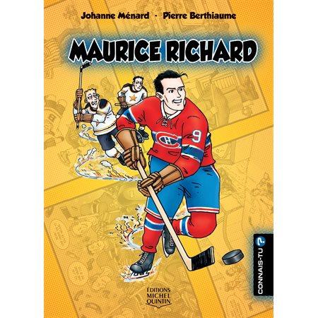 Maurice Richard, tome 5, Connais-tu? En couleurs