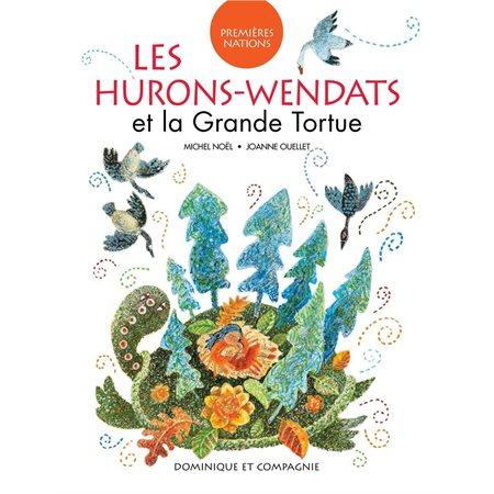 Les Hurons-Wendats et la tortue