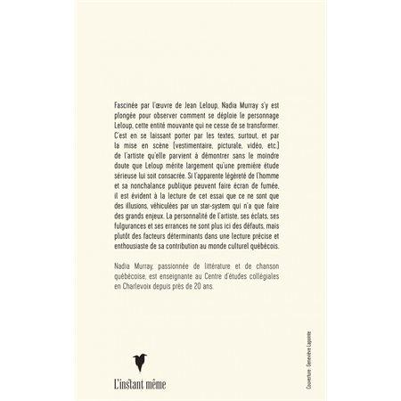 Jean Leloup: le principe de la mygale