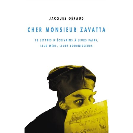 Cher Monsieur Zavatta