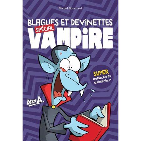 Spécial vampire, Blagues et devinettes