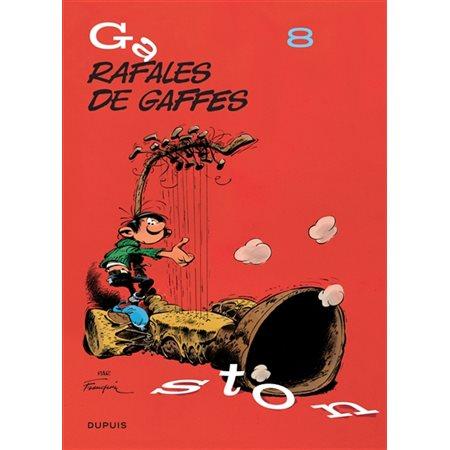 Gaston (Edition 2018) - tome 8 - Rafales de gaffes (Edition 2018)