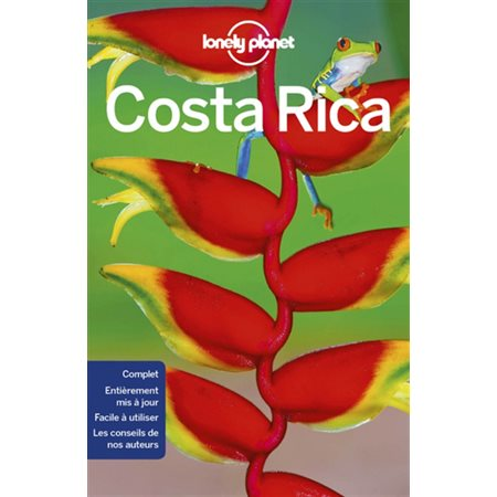 Costa Rica ( lonely planet 2019)